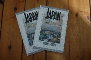 japan overalt i verden