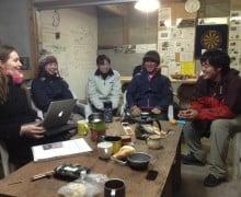 Interviews med indbyggere i Iwaki