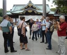 yasukuni-jeg viser rundt