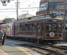 Naoya - gamle brune tog