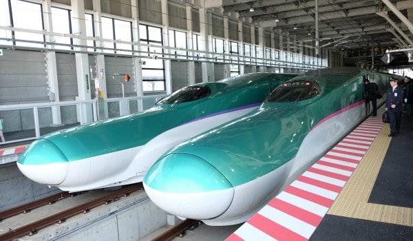 hokkaido shinkansen 1