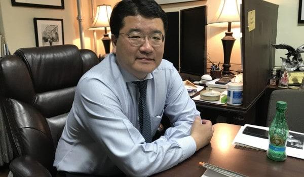 Professor Jong