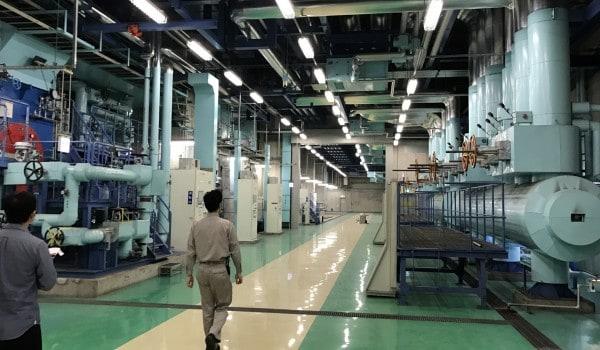 Saitama DH boilers